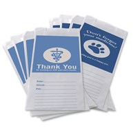 "Rx-Supplies-Bags-Pharmacy-Bags |  | 4 1/2"" x 2 1/4"" x 11"" Pharmacy Bag"