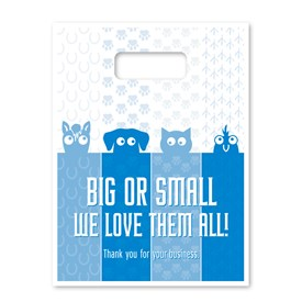 Supply Bags - Big or Small Image