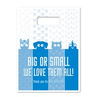 ScatterPrintSupplyBags |  | Supply Bags - Big or Small