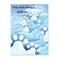 FoldingSympathyAndNotecards |  | Sympathy Folding Cards Always With Us