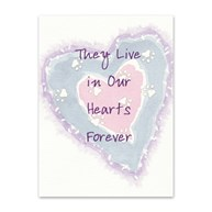 Rx-Supplies-Client-Communications-Sympathy-Cards |  | Sympathy Folding Cards Hearts