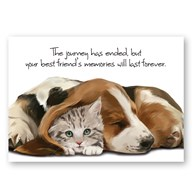 Rx-Supplies-Client-Communications-Sympathy-Cards |  | Sympathy Folding Cards - The Journey