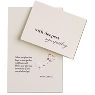 Rx-Supplies-Client-Communications-Sympathy-Cards |  | Blooming BONE Sympathy Cards & Envelopes