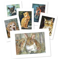 Rx-Supplies-Client-Communication-Notecards |  | Premium Folding Note Cards Combo