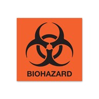 Rx-Supplies-Labels-and-Stickers-Accessories |  | 3x3 Biohazard Labels