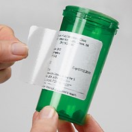 Rx-Supplies-Labels-and-Stickers-Accessories |  | Prescription Shields