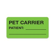 MedicalRecordStickers |  | Pet Carrier